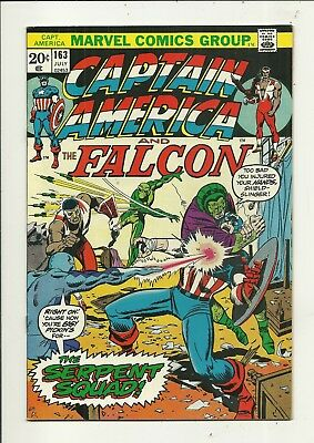 Captain America # 163 Very Fine/Near Mint Condition!!! Affordable!!