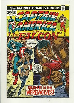 Captain America # 164 Near Mint Minus Condition!!! Affordable!!