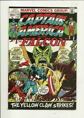Captain America # 165 Very Fine Plus Condition!!! Affordable!!