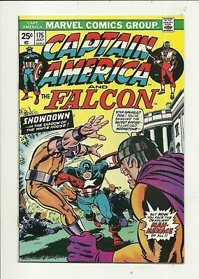 Captain America # 175 Original X-Men!!! Near Mint Minus Condition!!!