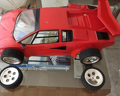 Karosserie Tamiya 8085592 1/10 Lamborghini Countach LP500S  Body + wheels