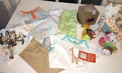 Baby 6-12 Lot 10pc. Baby Nursing Scarf, Sophie Mary Meyer Boutique Closeout