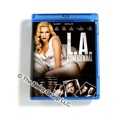 LA Confidential  Blu-ray New Russell Crowe Guy Pearce Kim Basinger