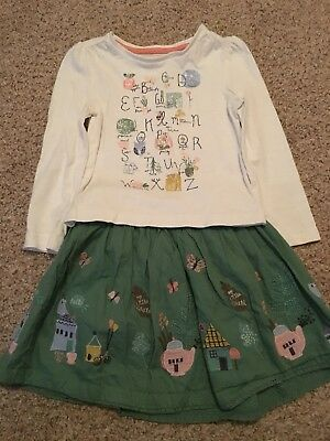 Baby Girl Top And Skirt 18-24 Months