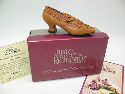 Just The Right Shoe JTRS by Raine Willittis Designs COURTLY RICHES 25040