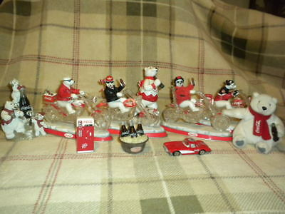 Coca cola cruisers and coca cola items