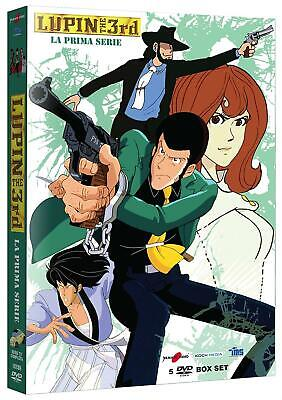 Lupin III - Stagione 1 (1 DVD) - Movie