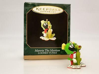 Hallmark Miniature Ornament 1999 Marvin the Martian - Looney Tunes - QXM4657-SDB