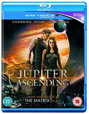Jupiter Ascending [Blu-ray] [2015] [Region Free], DVD, New, FREE & Fast Delivery