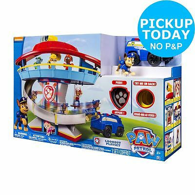Paw Patrol Lookout Playset 3+ Years