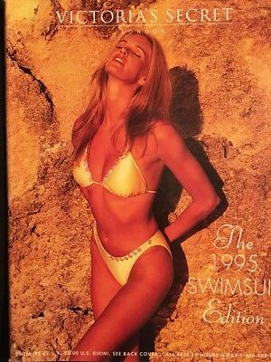 Victoria's Secret Swimsuit Ediition 1995 Elle Macpherson Cover