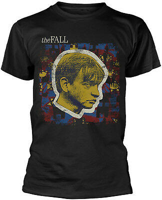 THE FALL Live At The Corn Exchange T-SHIRT OFFICIAL MERCHANDISE