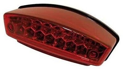 LED Rücklicht Heckleuchte rot Ducati Monster 600 620 695 750 900 red tail light