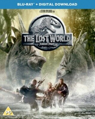 Nuevo Jurassic Park - Jurassic Park The Lost World Blu-Ray