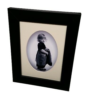 Made to Measure Picture frame Artwork Framing 30 mm Wide Black Moulding UK
