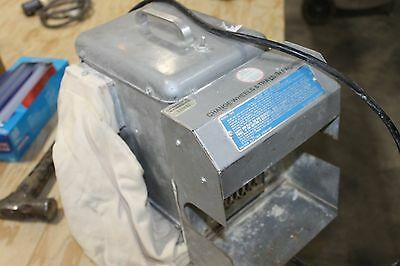 Baldor Dust Collector D60