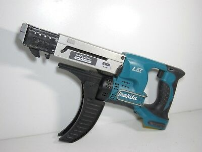 MAKITA BFR550 LXT 18V CORDLESS AUTO FEED SCREWDRIVER BODY Fully working