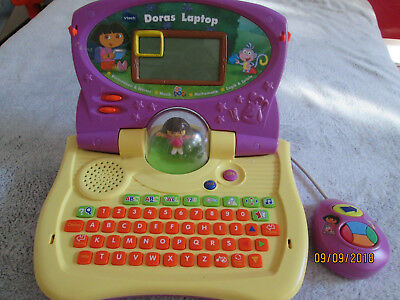 Dora Kinder Laptop Lerncomputer von Vtech  - TOP - Berlin