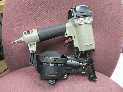 "Porter Cable Rn175A Air Powered Pneumatic Roofing Coil Nailer 7/8"" - 1 3/4"" Nail"