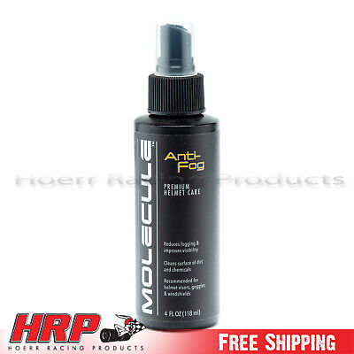 Molecule MLHAF Anti Fog Helmet Spray 4 oz. Spray Bottle