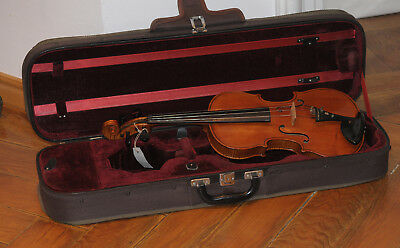 Early 19th century French violin c.1800       - antique, old, vintage