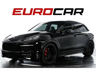 Cayenne GTS 2014 Porsche Cayenne GTS  - TECHART BODY KIT, GT INTERIOR PACKAGE