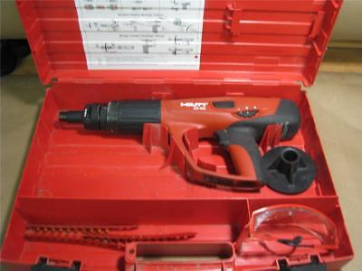 Hilti DX 460 Power Actuated Nail Gun Fastener Nail Gun With case DX460