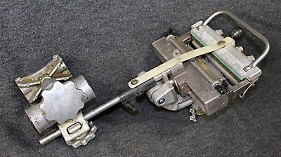 Western Electric 890A Cutter Presser Tool ~ As Is - Untested