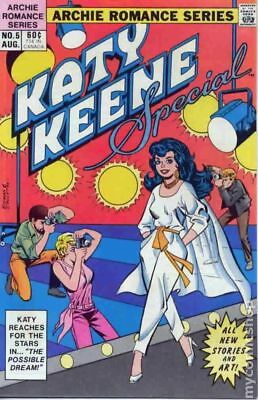 Katy Keene Special #5 1984 VG Stock Image Low Grade