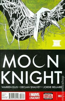 Moon Knight (5th Series) #3A 2014 VF Stock Image