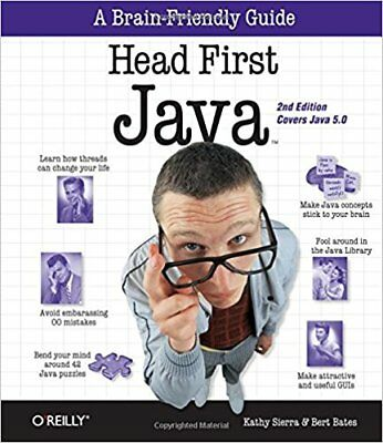 Head First Java, 2nd Edition 2nd Edition by Kathy Sierra, Bert Bates [PDF]
