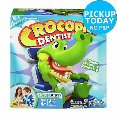 Elefun & Friends Crocodile Dentist Game from Hasbro Gaming 2+ Players 4+ Years