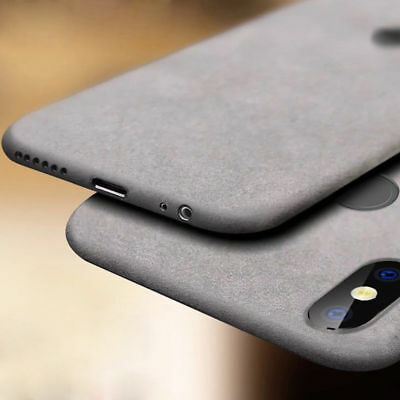 For Xiaomi Mi A2 LIte A1 8 9 Max3 Shockproof Soft TPU Sandstone Matte Case Cover