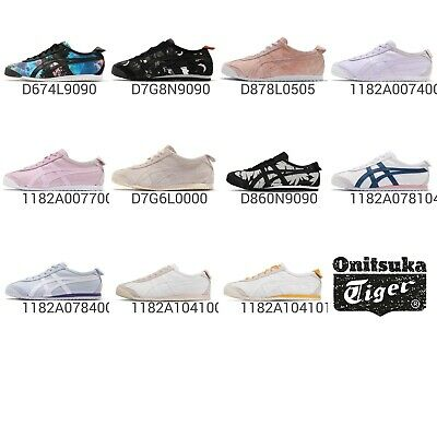 Asics Onitsuka Tiger Mexico 66 Womens Vinteage Lifestyle Running Shoes Pick 1