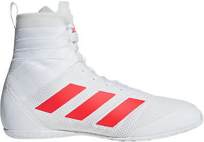 adidas Speedex 18 Boxing Shoes - White