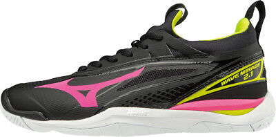 Mizuno Wave Mirage 2.1 Womens Netball Shoes - Black