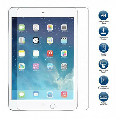Premium Tempered Glass Screen Protector Films For iPad Air/Pro 9.7 mini 1/2/3/4
