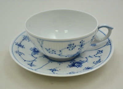Royal Copenhagen - Musselmalet - Blue fluted - Teetasse -