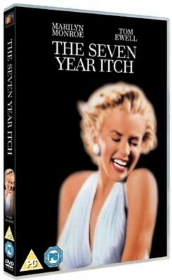 Nuevo The Seven Year Itch DVD