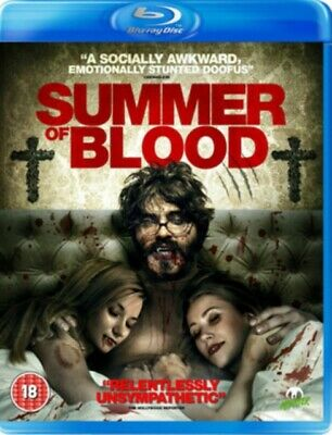 NEW Summer Of Blood Blu-Ray