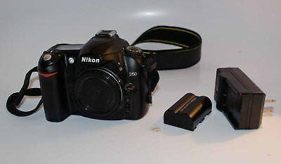 Nikon D50 6.1 Megapixel Camera Body plus Battery, Charger, and 2GB Mem Card