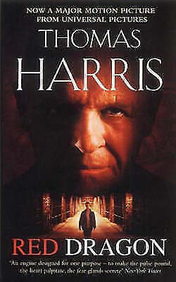 Harris, Thomas, Red Dragon: (Hannibal Lecter), Paperback, Very Good Book