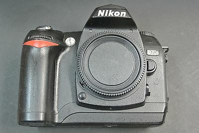 Nikon D70s 6.1MP Fotocamera Digitale - Corpo