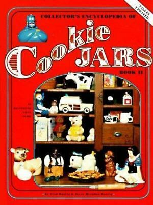 Collector's Encyclopedia of Cookie Jars Book ll Joyce & Fred Roerig 1999 Values