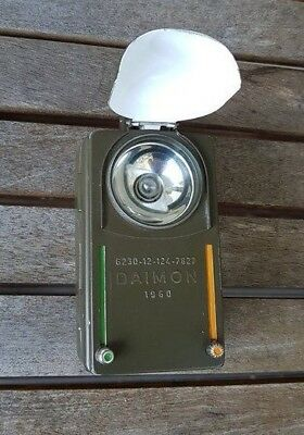 Daimon 1960 BW Lampe - Funktionsfähig - Top !!!