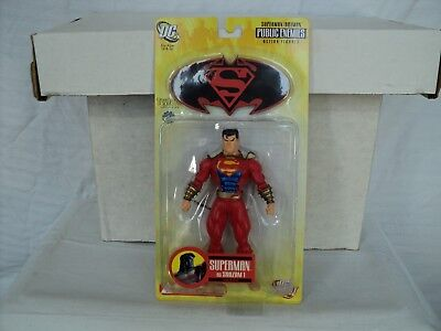DC SUPERMAN/BATMAN Public Enemies Toyfare Wizard as SHAZAM! Figure! (T 297)