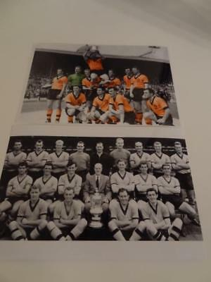 Wolverhampton Wanderers Fc Wolves Fc 1960 Fa Cup Final Photographs
