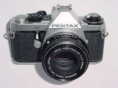 PENTAX ME SUPER 35mm FILM MANUAL SLR CAMERA BODY Only