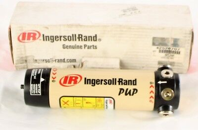 New Ingersoll-Rand 42526707 PUP NPT Filter for Compressed Air