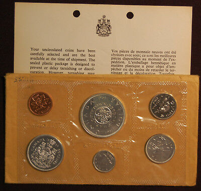 1964 Canadian Prooflike Set, Charlottetown